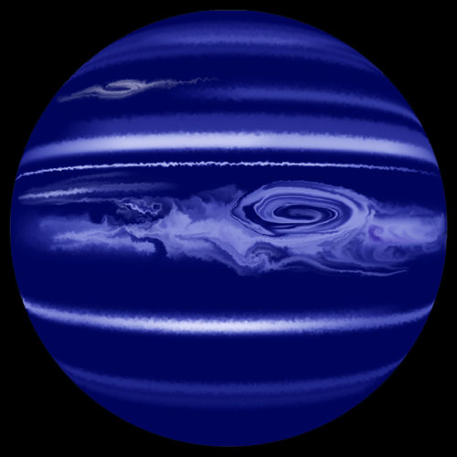 Neptun Planeta Full planet neptune - pics about space
